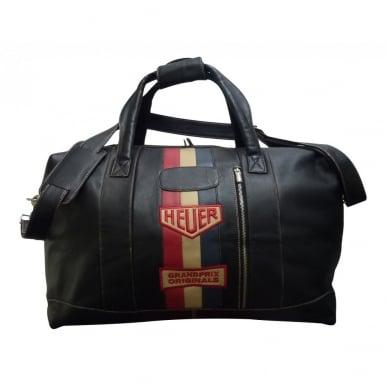 Vintage Travelbag Big Size Leather
