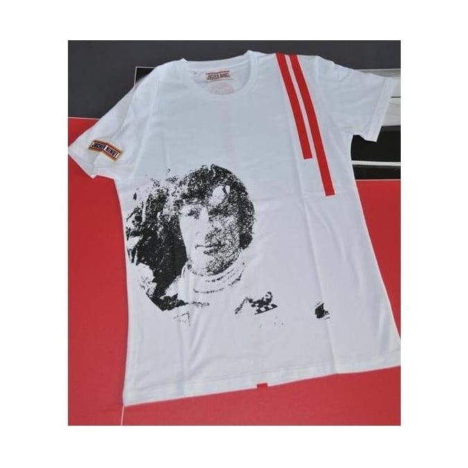 Hunziker Apparel 70th Anniversary T-shirt