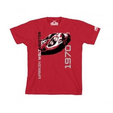 917K Marken Weltmeister 1970 T-Shirt