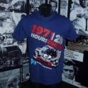 Hunziker Apparel Vic Elford 12 Sebring 1971 T-shirt by Nicolas Hunziker