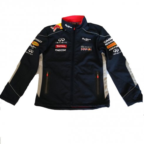 Infiniti Red Bull Racing Softshell Jacket 2013
