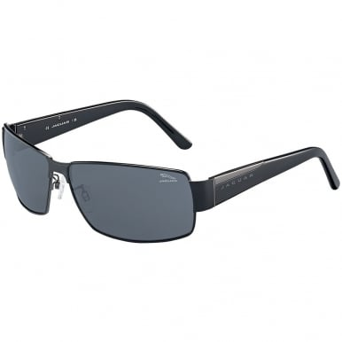 Jaguar Polarised Rectangular Sunglasses 37537
