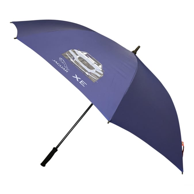 Jaguar XE Golf Umbrella Blue