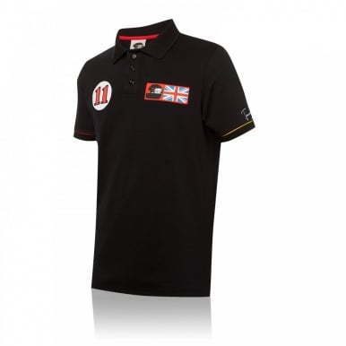 James Hunt Men's Polo Shirt