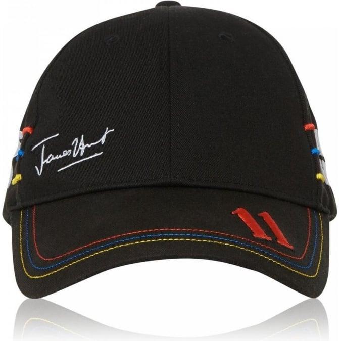 James Hunt Racing James Hunt Signature Baseball Cap