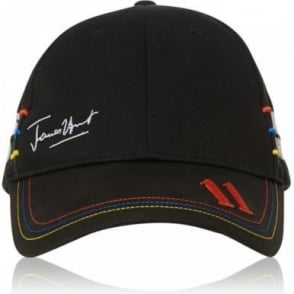 James Hunt Signature Baseball Cap