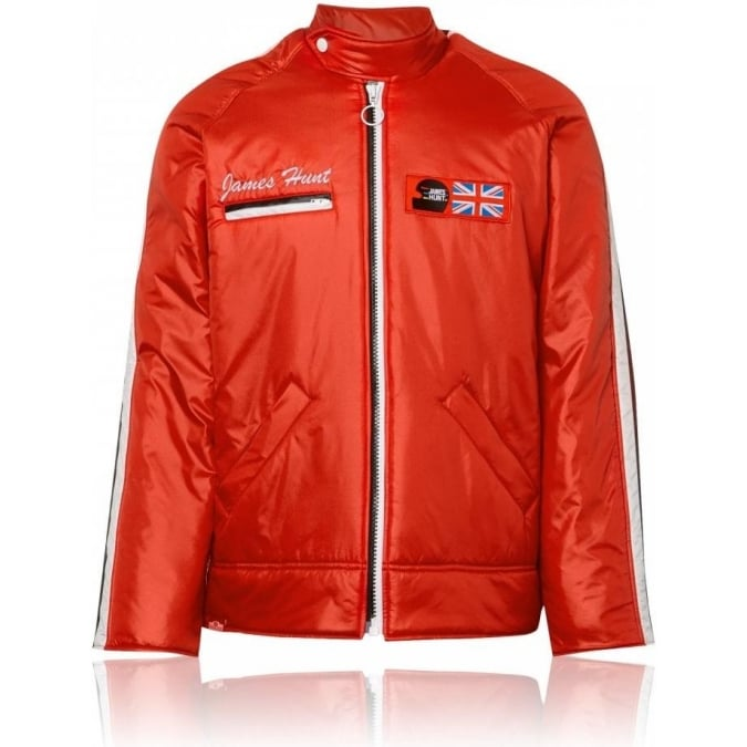 James Hunt Racing James Hunt Vintage Team Jacket Limited Edition