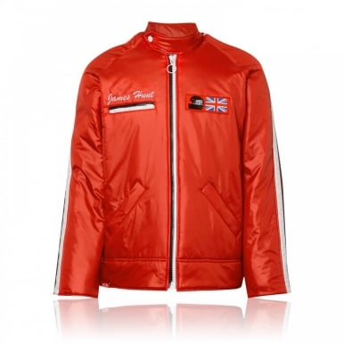 James Hunt Vintage Team Jacket Limited Edition