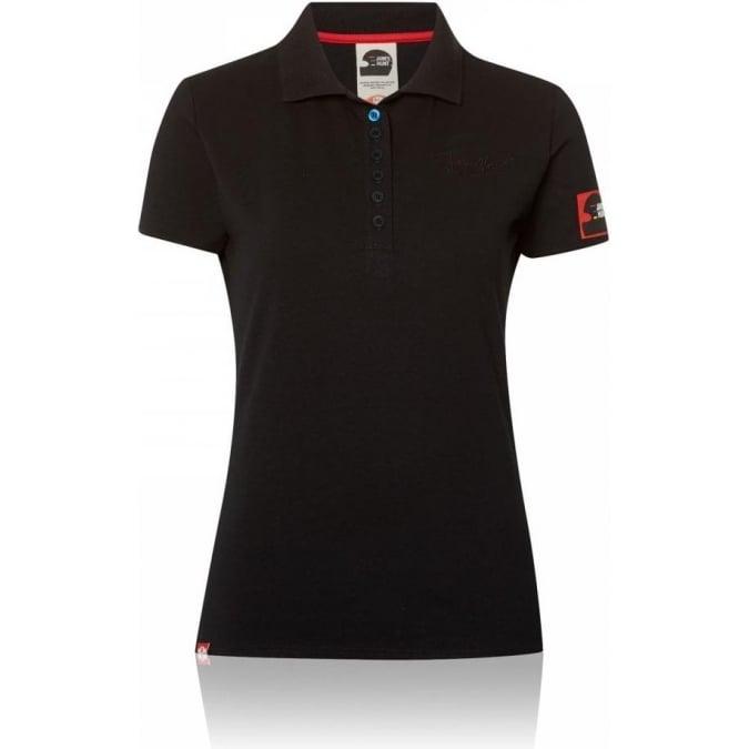 James Hunt Racing Ladies Polo Shirt