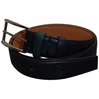 Leather Belt Black