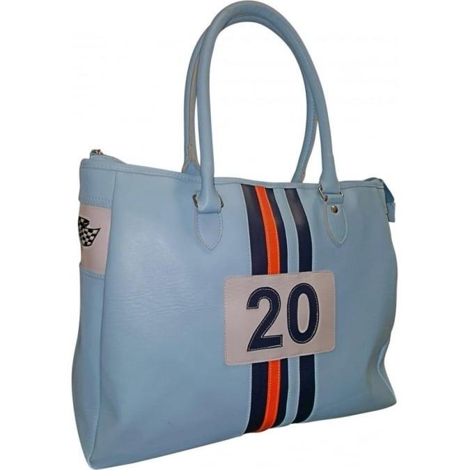 Mangusta Purdy Solo Race Weekender bag