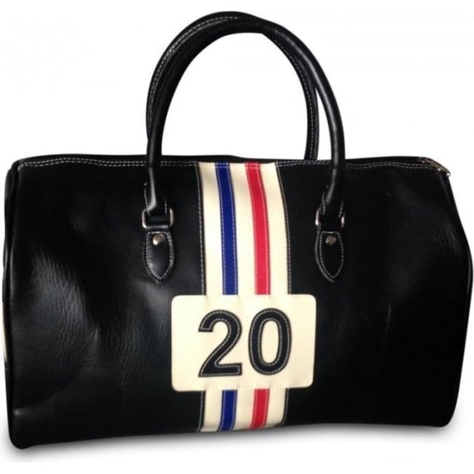 Mangusta Racing Sports Holdall Bag Black