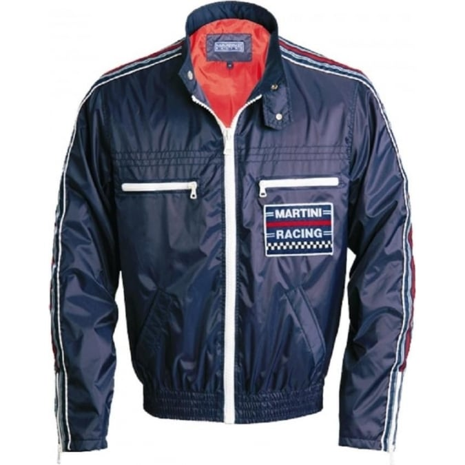 Martini Racing Jacket Navy Blue