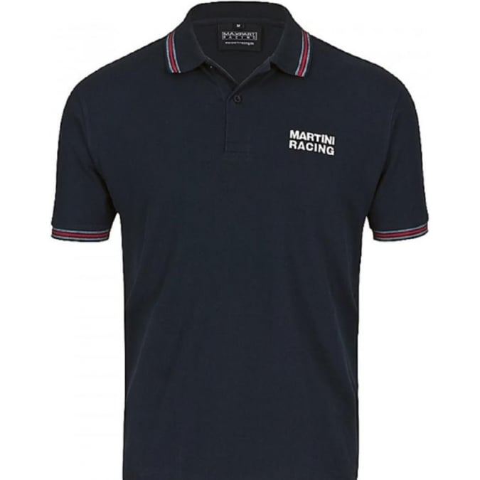Martini Racing Navy Blue Polo