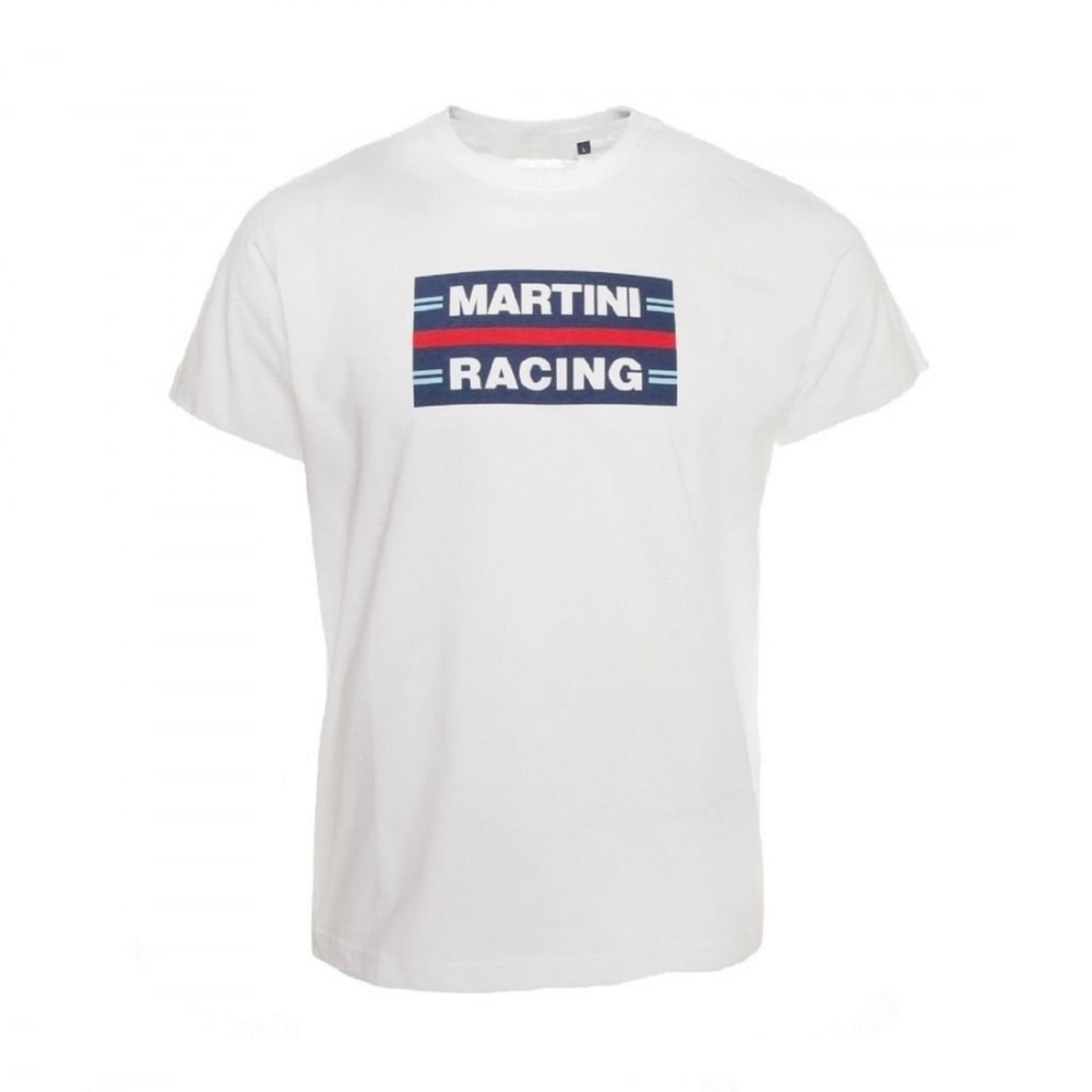 martini racing t shirt by from 195mph. Black Bedroom Furniture Sets. Home Design Ideas