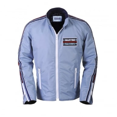 Martini Racing Team Jacket light Blue