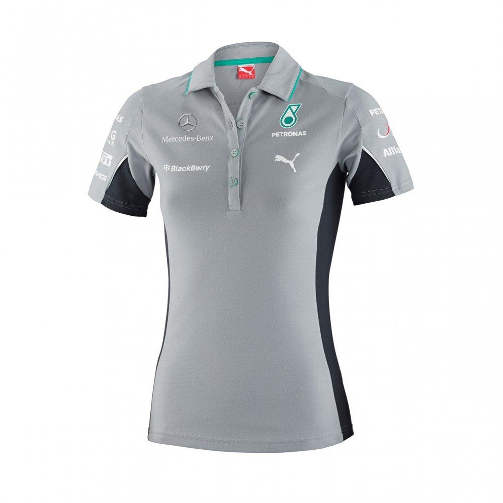 mercedes amg petronas mens polo shirt 2014 the formula 1 shop and more. Black Bedroom Furniture Sets. Home Design Ideas