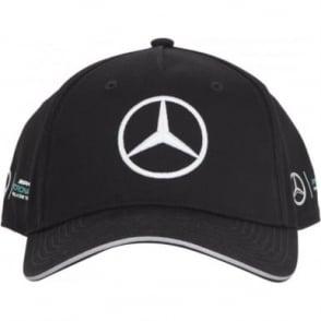 Mercedes AMG Petronas F1 Drivers Cap Lewis Hamilton 2017