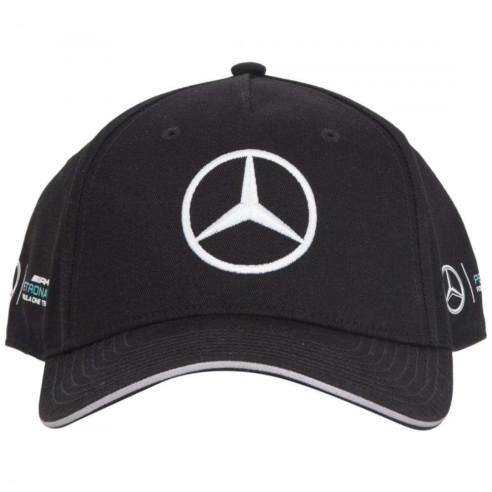 Official Mercedes Amg Petronas Lewis Hamilton Drivers Cap