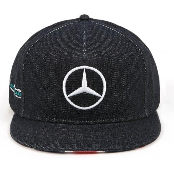 Mercedes AMG Petronas F1 Lewis Hamilton Silverstone Cap 2017
