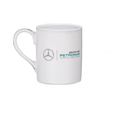 Formula 1 Team Mug White