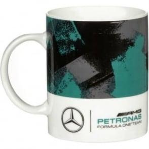 Formula one Team Camouflage Mug