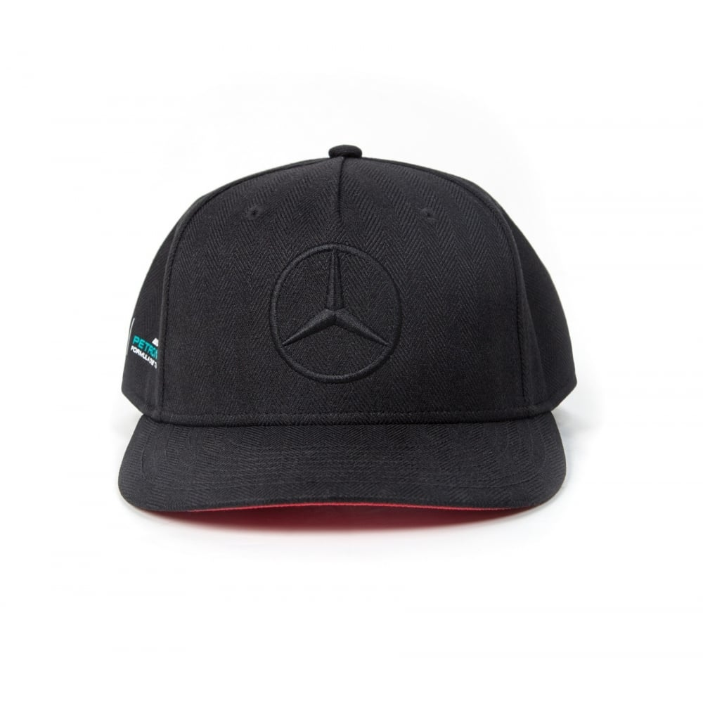mercedes amg petronas lewis hamilton special edition cap china. Black Bedroom Furniture Sets. Home Design Ideas