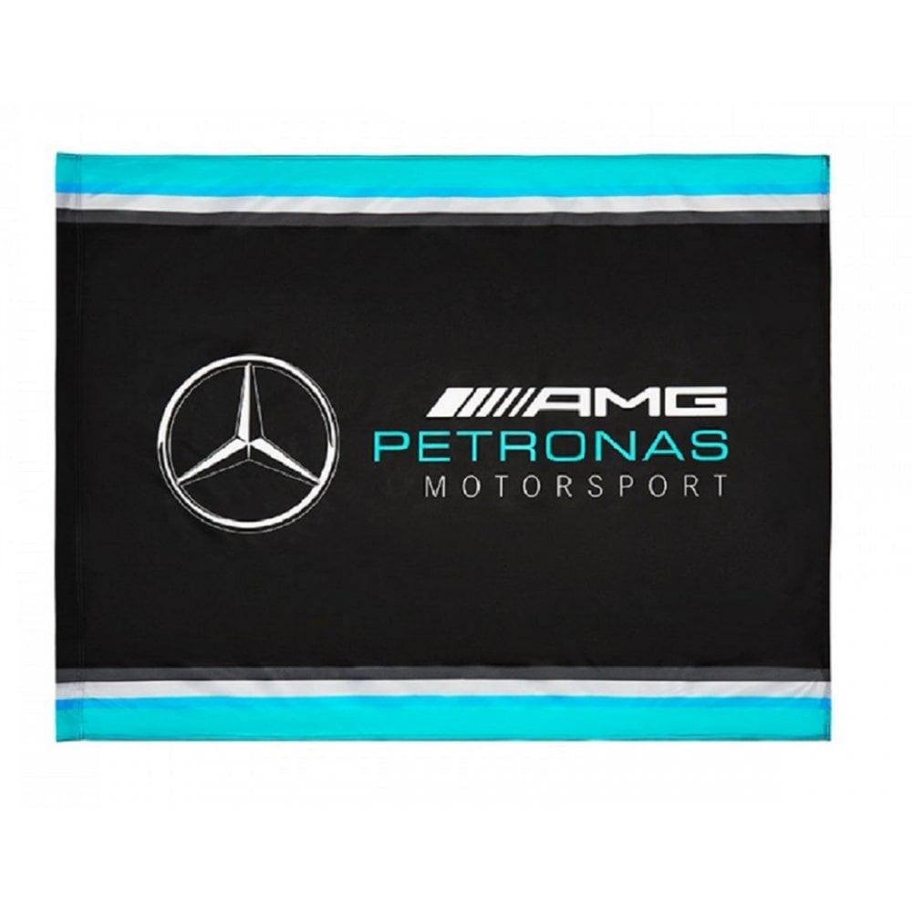 Mercedes AMG Petronas Mercedes AMG Petronas Motorsport 2019 F1™ Team Flag