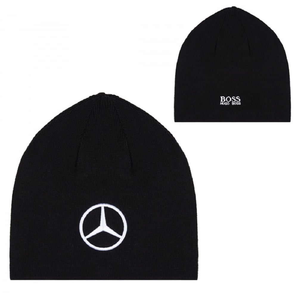 Mercedes AMG Petronas Team Beanie - Clothing from 195 MPH UK 5c7663ad714