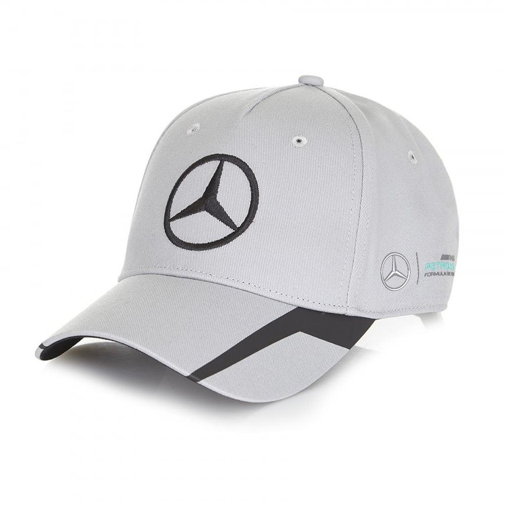 Official mercedes amg petronas team cap for Mercedes benz amg hat