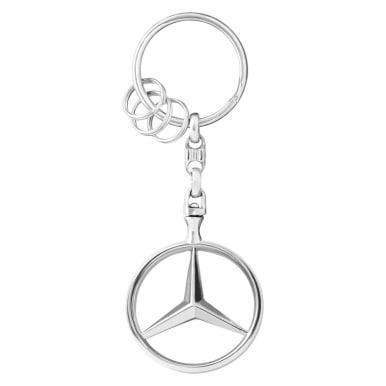 Mercedes Brussels Keyring