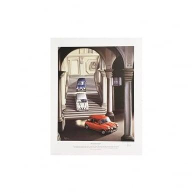 Mini Italian Job The Great Escape by Robert Tomlin