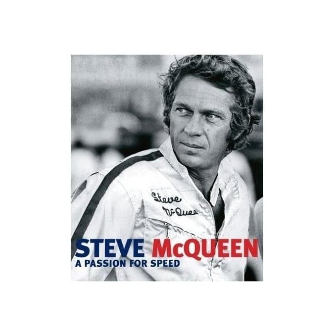 Motobooks Steve McQueen: A Passion for Speed (Hardcover)