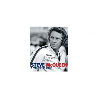 Steve McQueen: A Passion for Speed (Hardcover)