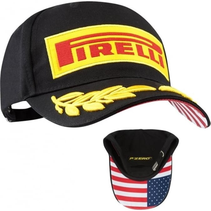 Pirelli Official Austin US Grand Prix Limited Edition Cap