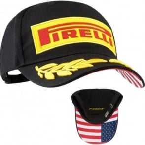 Official Pirelli Austin US Grand Prix Limited Edition Cap