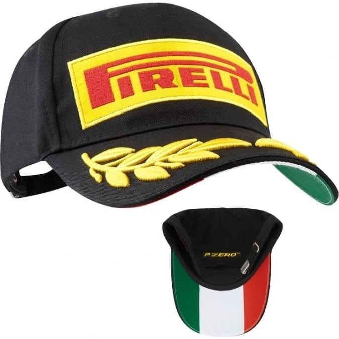 Pirelli Official Pirelli Monza Italian Grand Prix Limited Edition Cap