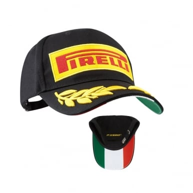 Official Pirelli Monza Italian Grand Prix Limited Edition Cap