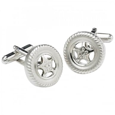 Alloy Wheel Cufflinks CK67
