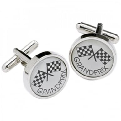 Grand Prix Cufflinks GMC86