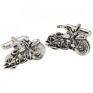Motor Bike Cufflinks CK37