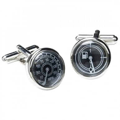 Speedo-Temp Gauge Cufflinks CK85