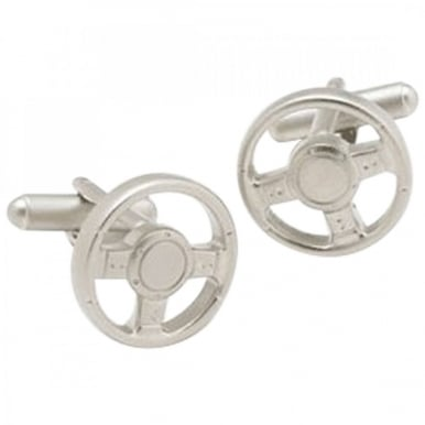 Steering Wheel Cufflinks CK99
