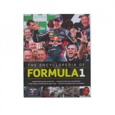 The Encyclopedia of Formula 1 Hardcover