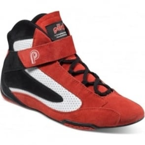 Piloti Competizione Race Boot Red