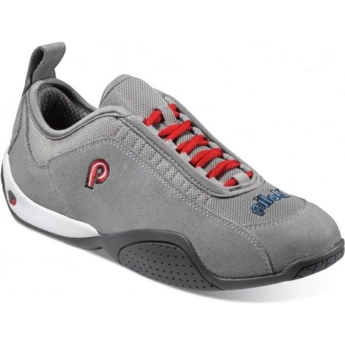 Piloti Spyder S1 Low Profile  Driving Shoe Grey