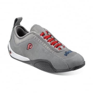 Piloti Spyder S1 Low Profile  Driving Shoe Grey