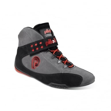 Piloti Superleggera Grey Race Boot