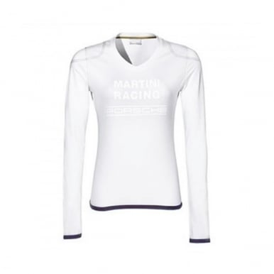 Ladies Long sleeve T-shirt White