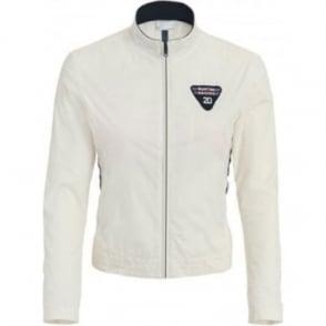 Ladies Sportsline Jacket White